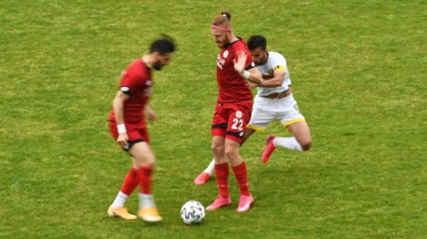 Etimesgut Belediyespor 2 maç aranın ardından kazandı