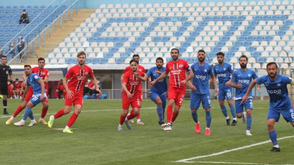 Ankara Demirspor, TFF 1. Lig için Kocaelispor'la Play Off mücadelesi verecek