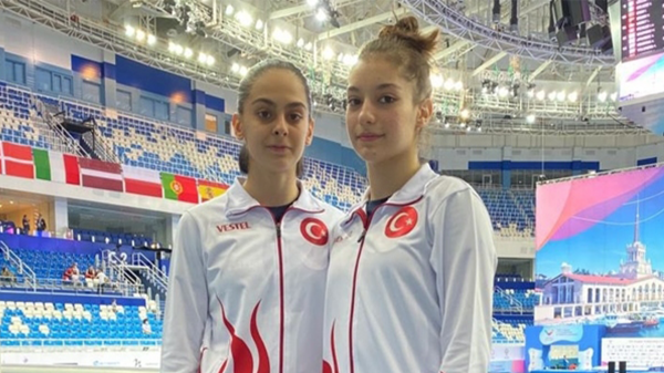 Elif Çolak'tan bronz madalya
