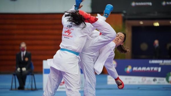 Karate Milli Takımı Lizbon'da birinci oldu