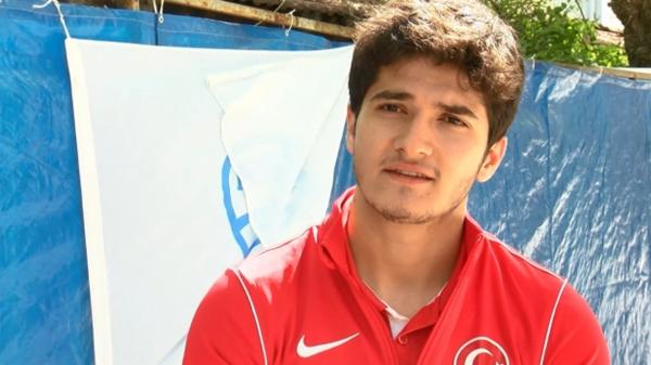 "Muhammed Furkan Özbek: "" Olimpiyatta bir madalya hedefim var """