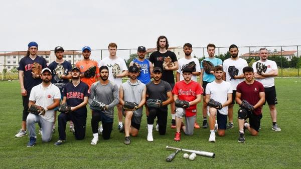 Beyzbol Milli Takımı, Avrupa Şampiyonası'na hazırlanıyor