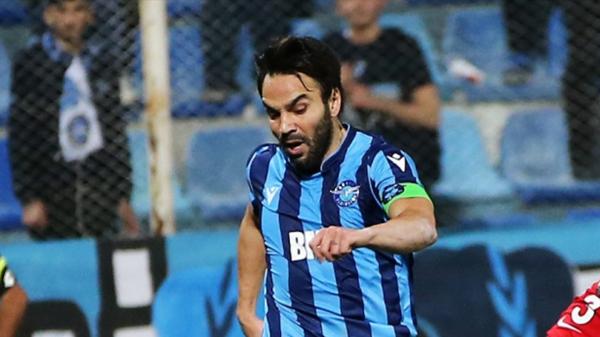Volkan Şen, Adana Demirspor'a veda etti