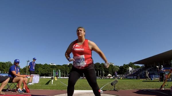 Avrupa U20 Atletizm Şampiyonası'nda madalyalar gelmeye başladı