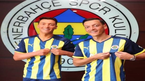 Mesut Özil'in balmumu heykeli Türkiye'de