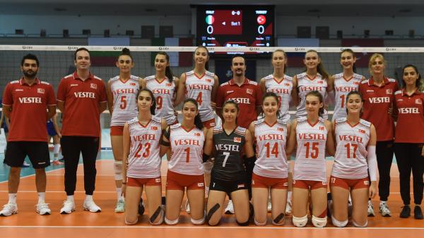 U16 Kız Milli Takımımız, Avrupa Şampiyonası'nda Bronz Madalya Maçına Çıkacak