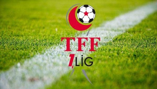 1. Lig'de 4 haftalık program açıklandı...