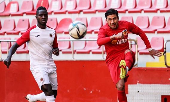 Gençlerbirliği, Kayserispor'a 2-0 yenildi...