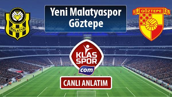 Evkur Y.Malatyaspor - Göztepe sahaya hangi kadro ile çıkıyor?