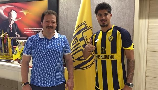 Mehmet Sak, Ankaragücü'nde