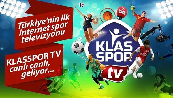 Spora açılan yeni pencere: Klasspor tv